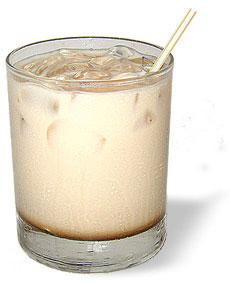 """Say """"da"""" to a white russian - it could be """"from Russia with love""""!"""