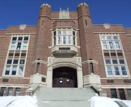 York Memorial Collegiate Institute, Toronto