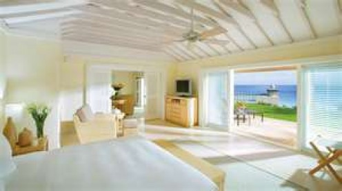 A luxury suite - Elbow Beach Bermuda
