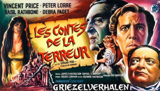 Tales of Terror (1962) poster