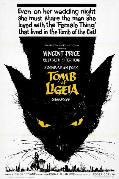 The Tomb of Ligeia (1964) poster