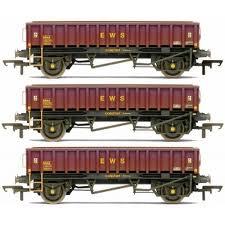 'Coalfish' wagons in EWS livery