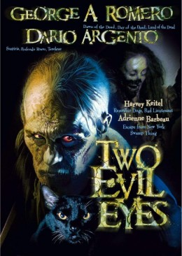 Two Evil Eyes (1990) poster