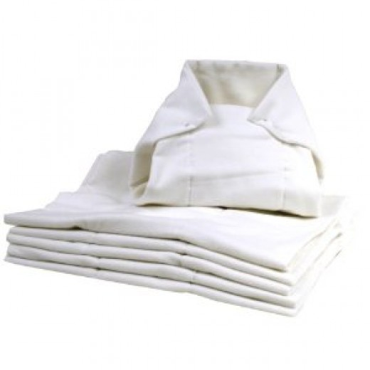 Prefolded nappies