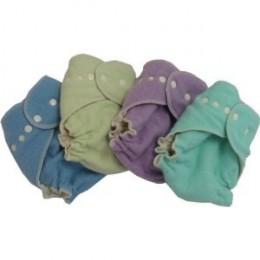 Woollen diaper covers