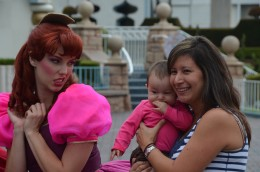 """Babies make me uncomfortable. When they're presented to me, I ask myself... """"What would one of the evil stepsisters from Cinderella do?"""" Oh right! They'd cringe and shrink back!"""