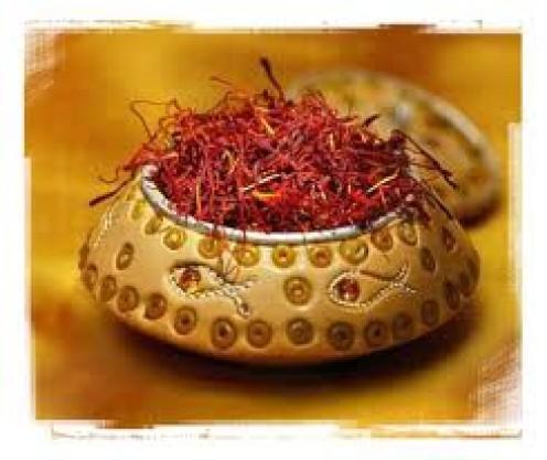 Saffron Strands or Filaments