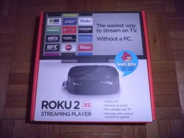 My new Roku 2 XS