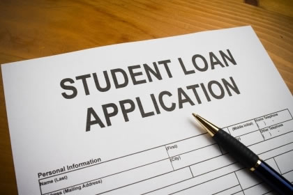 Granting of loans at interest on the hoped for promises of the future is gambling on the students' chances of getting a job to pay down the loan on the insubstantial collateral of education that cannot be foreclosed and repossessed.