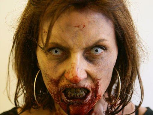 Zombie Davina