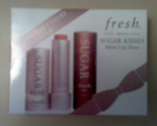 Sephora's 2012 gift