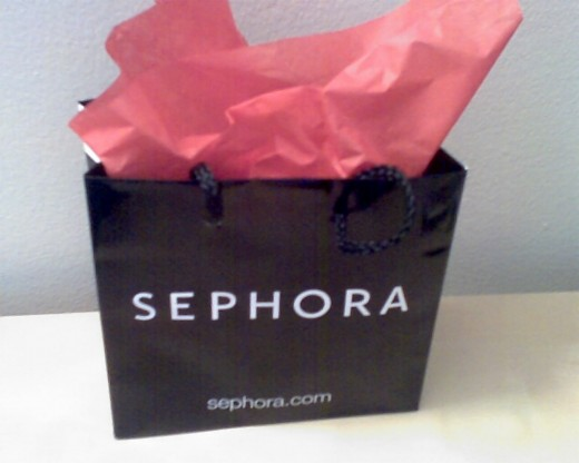 Happy birthday from Sephora!