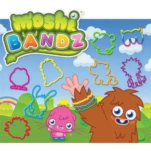 Moshi Monster Bandz