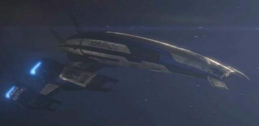 Mass Effect 3 Normandy SR-2