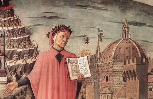 Dante Aligheri; Poet  6/1/1265 - 9/14/1321