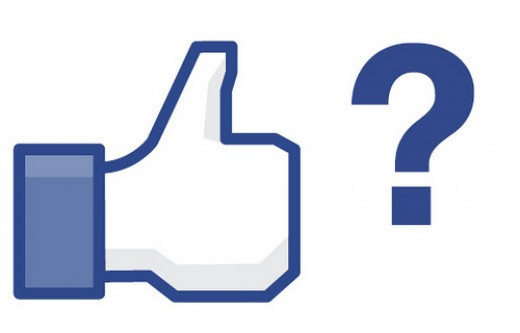 Like button or thumbs up button?
