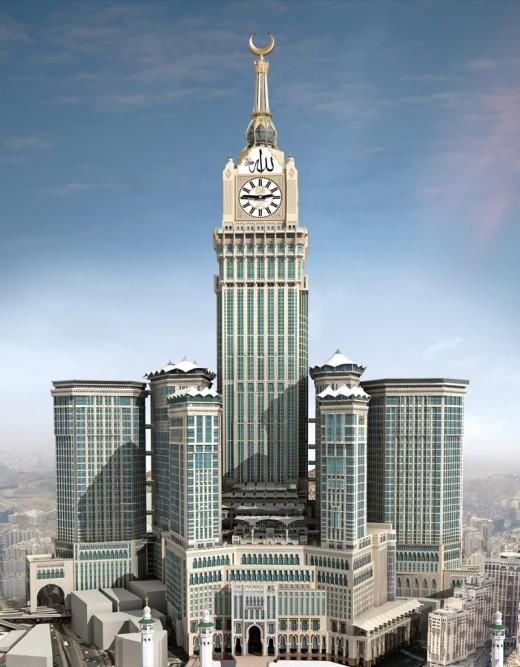 Abraj Al - Bait Towers