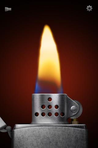 Virtual Lighter App