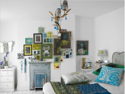 How To Decorate Large Wall Space