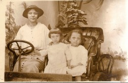 My Grandmother, Uncle and Aunt in Canarsie.