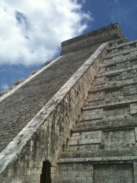 Chichén Itzá (Mayan Calendar) - Photo by Rebecca Stebner