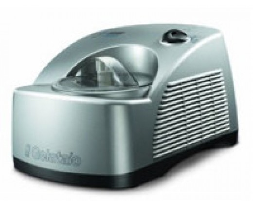 The DeLonghi GM6000 Gelato Maker