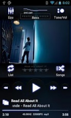 PowerAMP Android Review - Power Amp