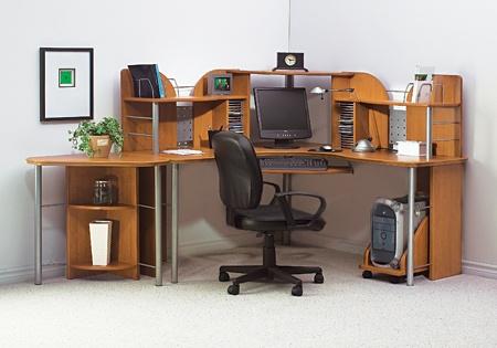 Corner Desk example