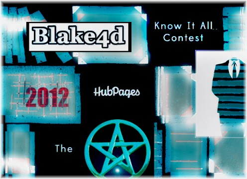 Photoshop for Know It All Contest by Blake4d