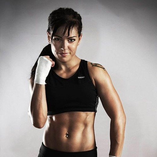 Eva Wahlstrom - Female Boxers