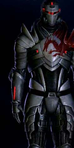 Mass Effect 3 Blood Dragon Armor
