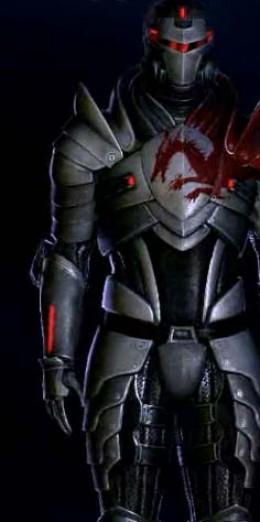 Mass Effect 3 Blood Dragon Armor