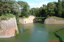 Ramparts at Le Quesnoy