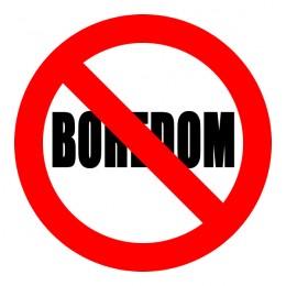 Ban Boredom!