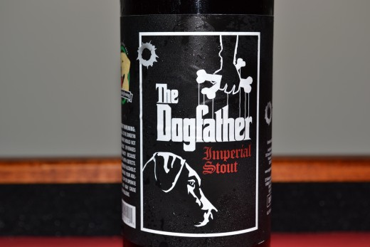 Laughing Dog Brewing The Dogfather