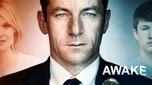 Awake Promotion Poster