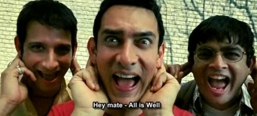 The 3 Idiots - 3 Idiots Movie