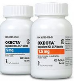 Information About OXECTA (oxycodone) Tablets