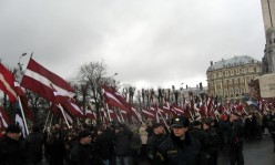 Latvian Legion Day. March 16, 2008