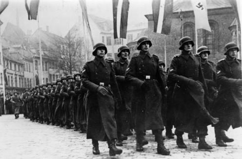 The Legion. November 1943.