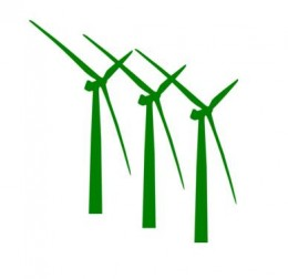 Wind Farms produce clean energy, inexpensively, from a renewable energy source.