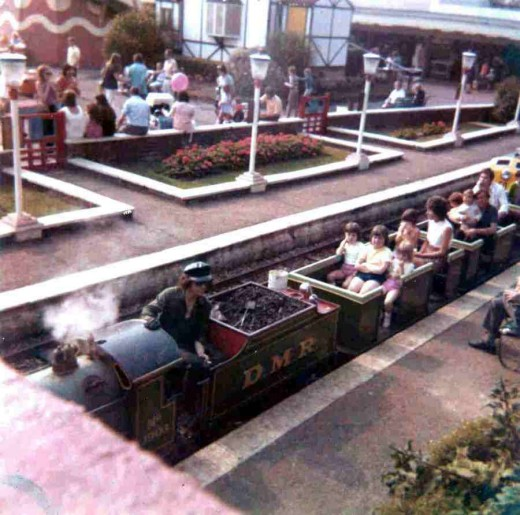My little railway to magic land