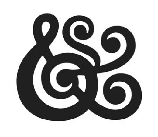 The Ampersand a musical note means more to come