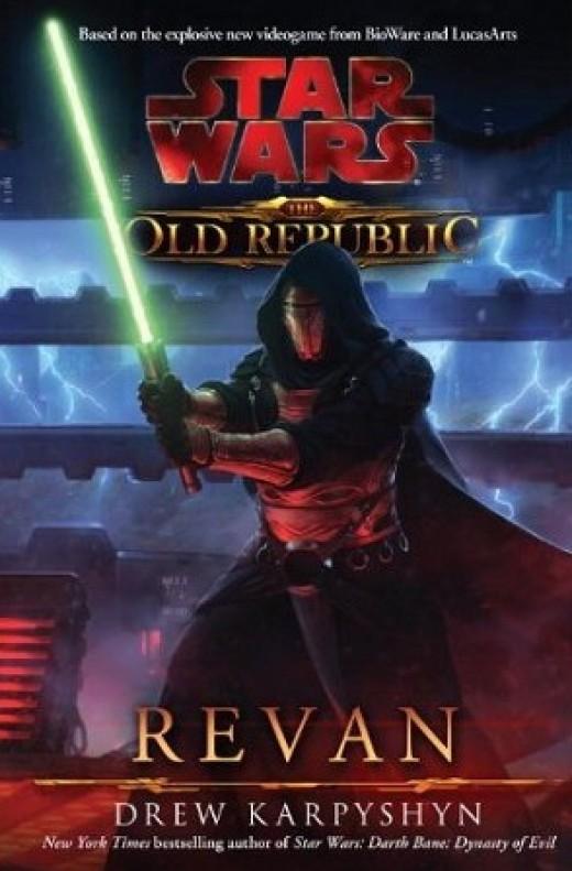 Rivan the Sith Lord/Jedi Master
