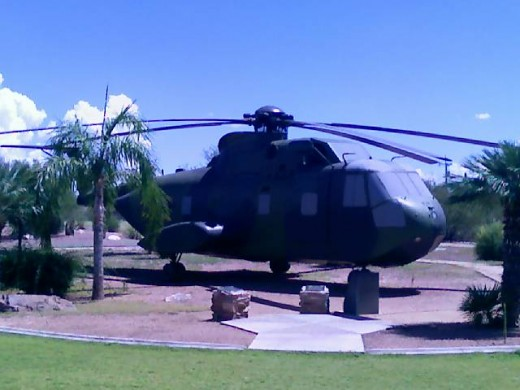 Bell H-3 Heliocopter
