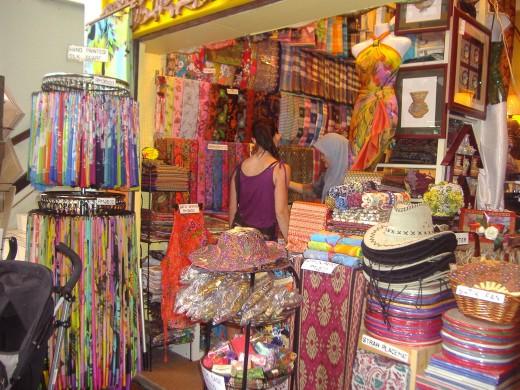 Jasmine in Pasar Sentral