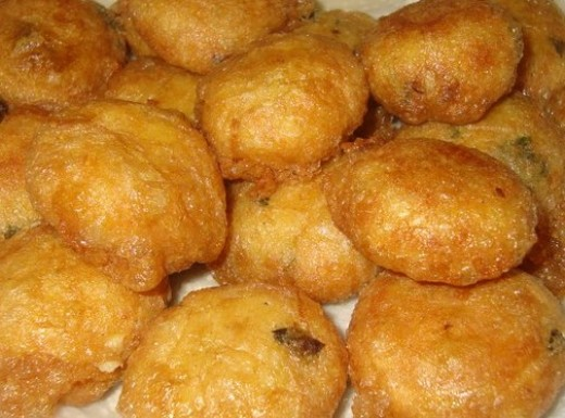 Perkedel Kentang (Indonesian potato cakes/frikadellen)