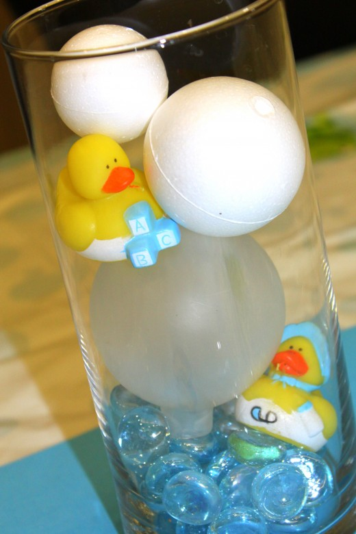 Make a Big Splash with a Lil' Quack Baby Shower!