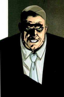 SUPERMAN'S ARCH ENEMY, LEX LUTHOR.