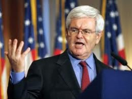 Newt Gingrich accuses Obama of unnecessary apologies
